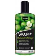 Warm-up Massasjeolje - Eple
