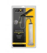 4M Endurance - Penis Pumping Sett - 1.75x9 inch