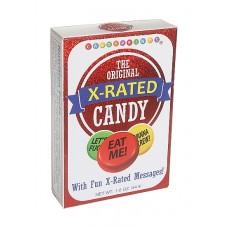 X-Rated Candy - Godteri med Frekke Beskjeder