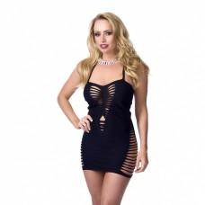 Amorable - Sensuell minikjole svart