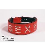 Avalon - Collar Sexy - Rød