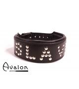 Avalon - Collar Slave - Sort