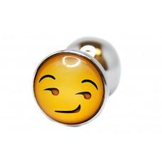 BQS - Buttplug med emoji - Dirty Smiley