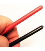 BQS - Spanskrør i plastikk rød  70 cm