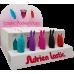 Adrien Lastic - Display mini vibratorer - 25 stk + 5 tester