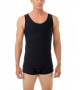Underworks - Ultimate Chest Binder Tank - Transmaskulin Binder - Sort - 2XL til 4XL