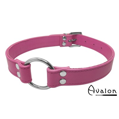 AVALON - CIRCLE - Thigh Harness - Lårharness - Rosa