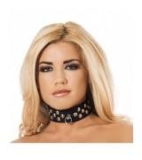 Rimba - Bredt Collar med Studs