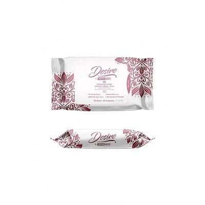 Desire - Feminine Wipes - Intimservietter - 25stk