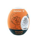 Satisfyer - Masturbator eggs - Crunchy