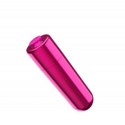 Power bullet - Mini Oppladbar bulletvibrator - Rosa