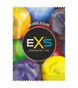 EXS - Kondom med tyggegummi smak  - 1 stk