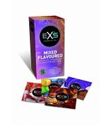 EXS - Mixed flavoured - 12 pk kondomer