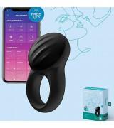 Satisfyer Signet Ring - Penisring med app