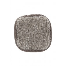 Touché - Square Face Pad - Taupe