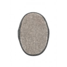 Touche – Oval Bath Sponge – Badesvamp – Taupe