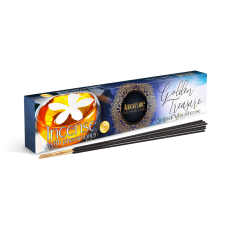Incense - Røkelse med feromoner - Golden Treasure - Musk duft