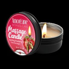 Amoréane - Massasjelys - Sparkling Strawberry