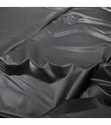 BQS - PVC laken Sort - 200 x 220 cm